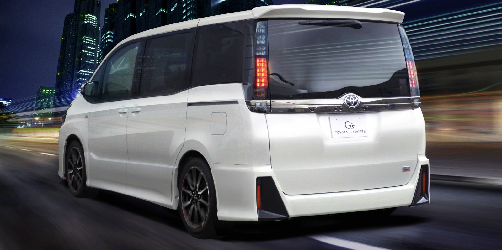 Toyota Noah Gs and Voxy Gs concepts  Vehiclejar Blog