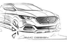 The new MG6 GT