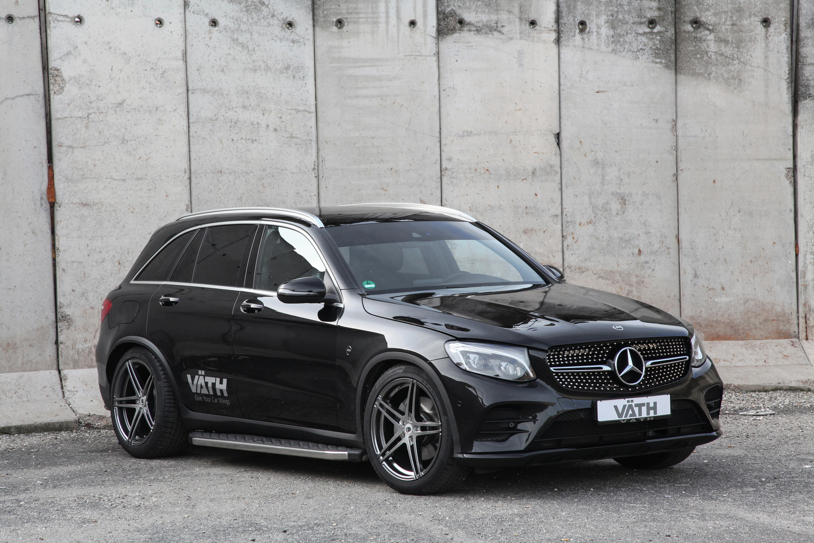 Mercedes Glc 220 D By Vath