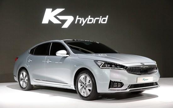 Kia K7 Hybrid