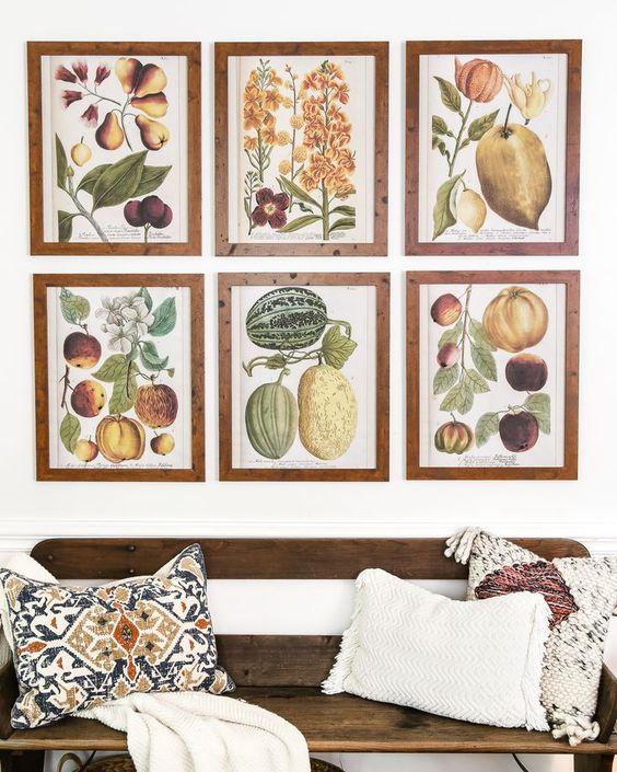 obrazky podzimní dekorace
