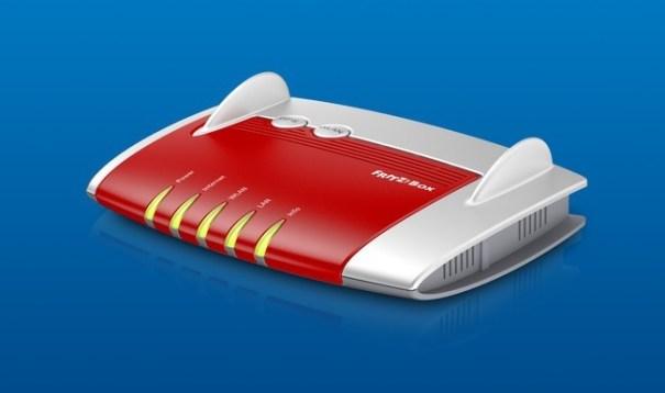 Fritz Box1366 2000
