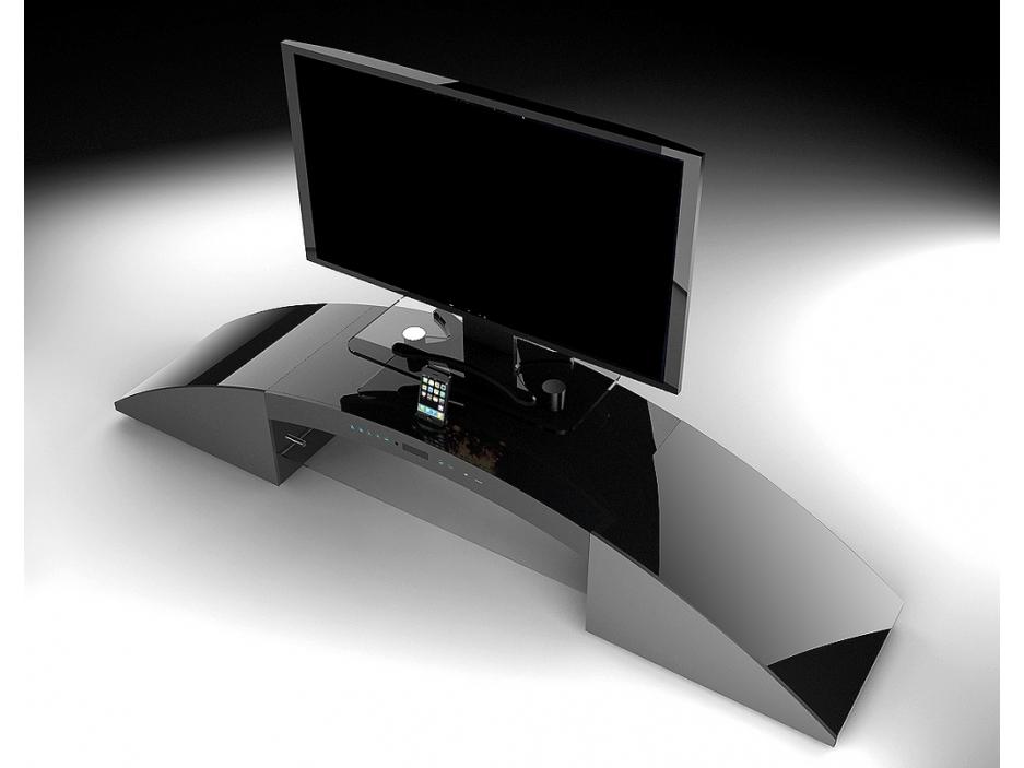 un meuble tv design pour mon salon le blog de vente unique com