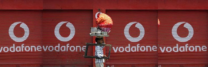 vodafone,Indian Finance Minister