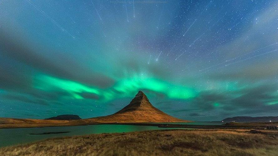 Islandia Aurora Boreal