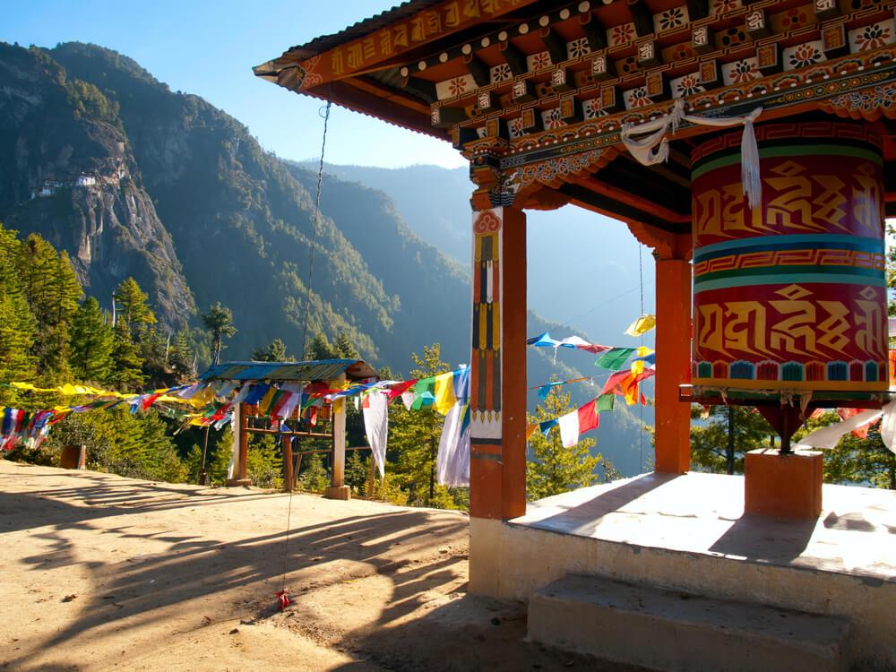 voce ja pensou em viajar para o butao confira 6 motivos - Você já pensou em viajar para o Butão? Confira 6 motivos!