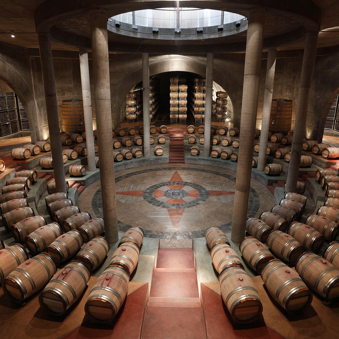 As vinícolas são opções para fazer em um pacote de viagens  para Menoza