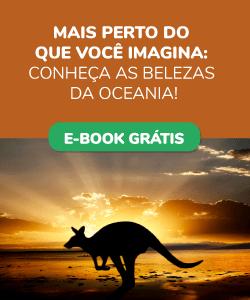 Mais perto do que você imagina: Conheça as belezas da Oceania