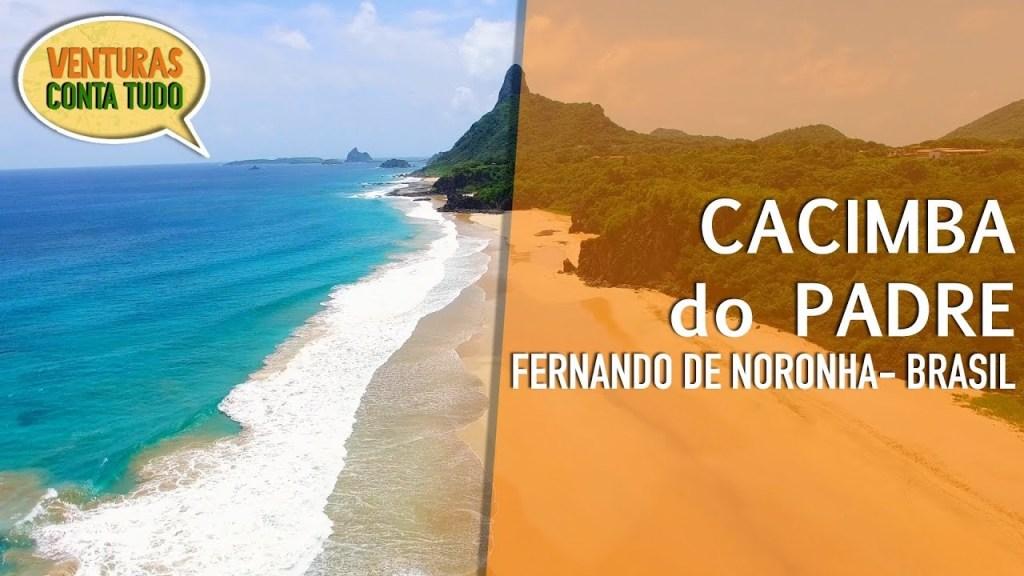 Fernando de Noronha - Praia da Cacimba do Padre - Conta tudo