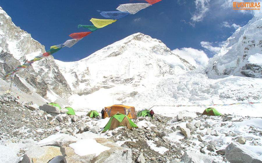 Nepal - Everest Campo Base