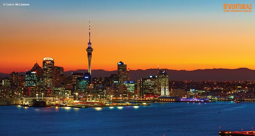 Nova Zelândia - Chris McLennan
