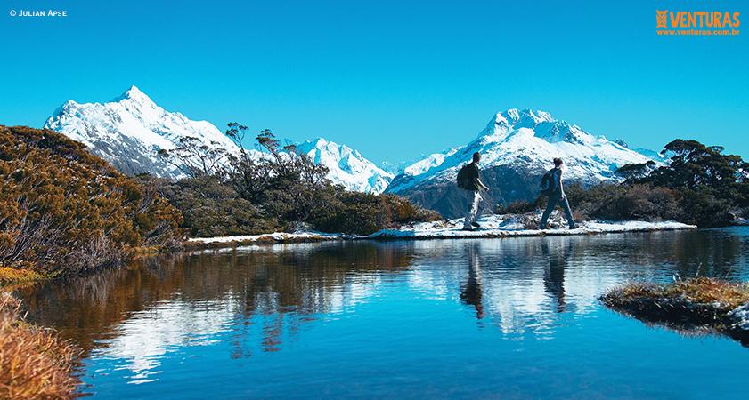 Nova Zelândia - Julian Apse