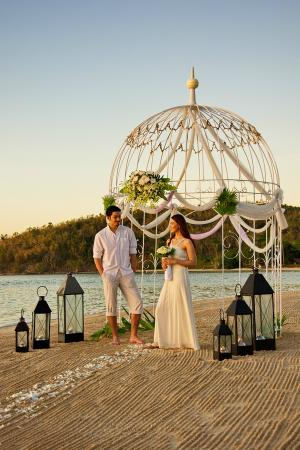 romantic intimate wedding in philippines