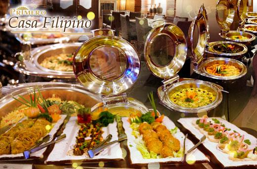 buffet dinner package in philippines