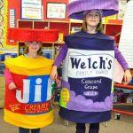 Halloween-costume-ideas-venuerific-blog-peanutbutter-jelly