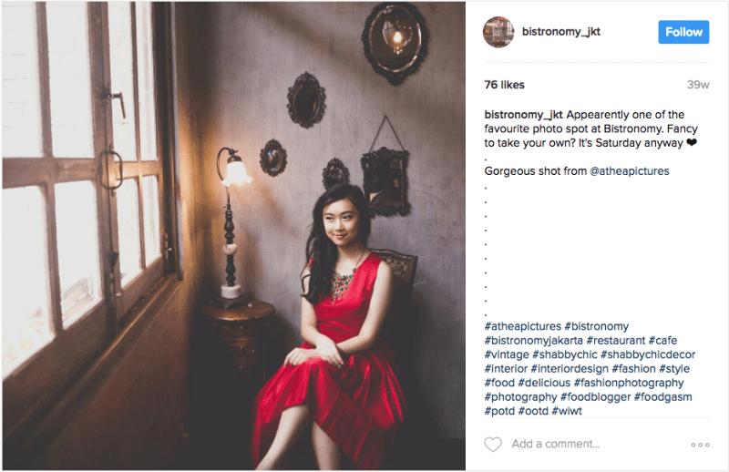 Instagram Worthy Jakarta