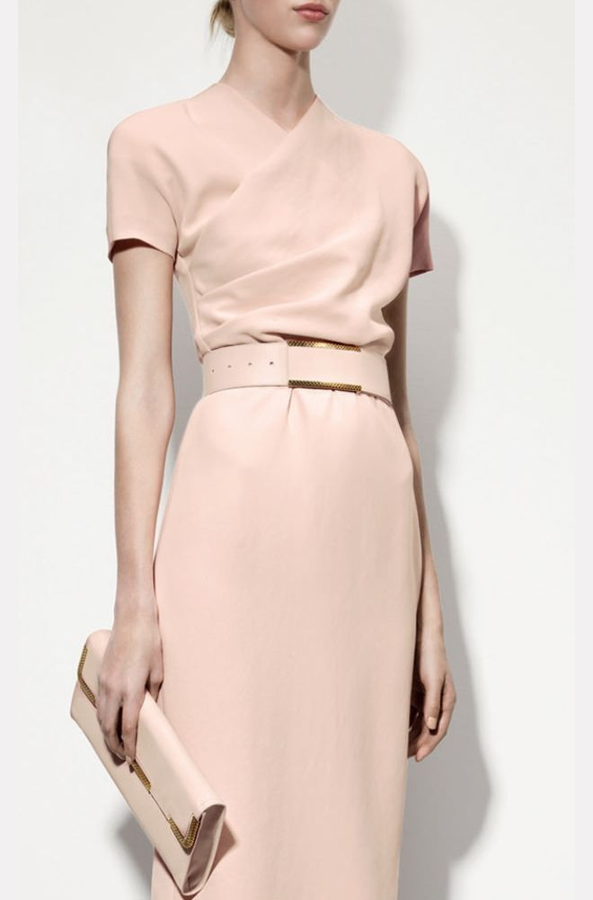 Dress-code-venuerific-blog-semi-formal-ladies-dress-with-sleeves