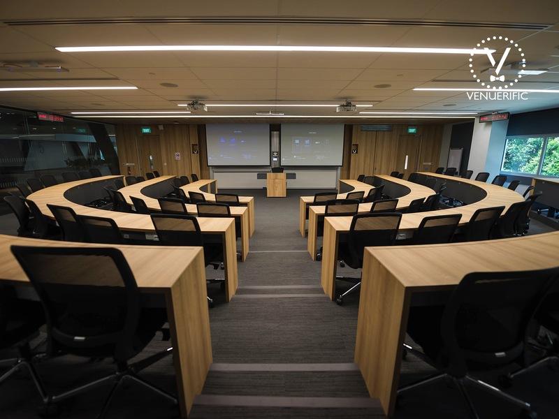 modern seminar room singapore