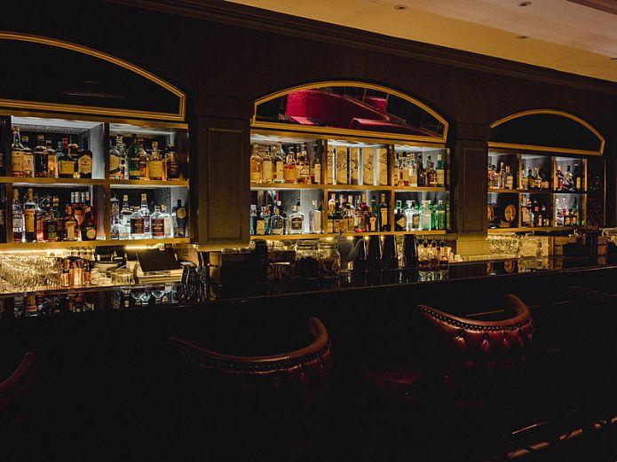 Singapore best cocktail bar