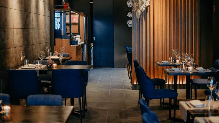 rizu private intimate restaurant singapore