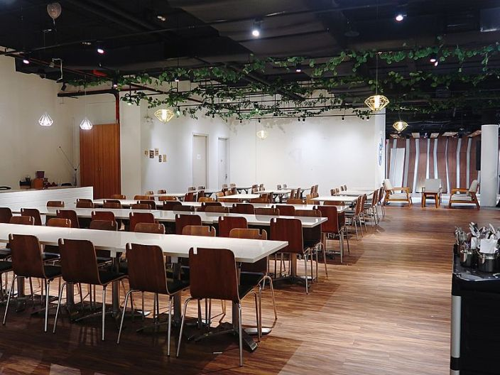 unique cafe for private party singapore