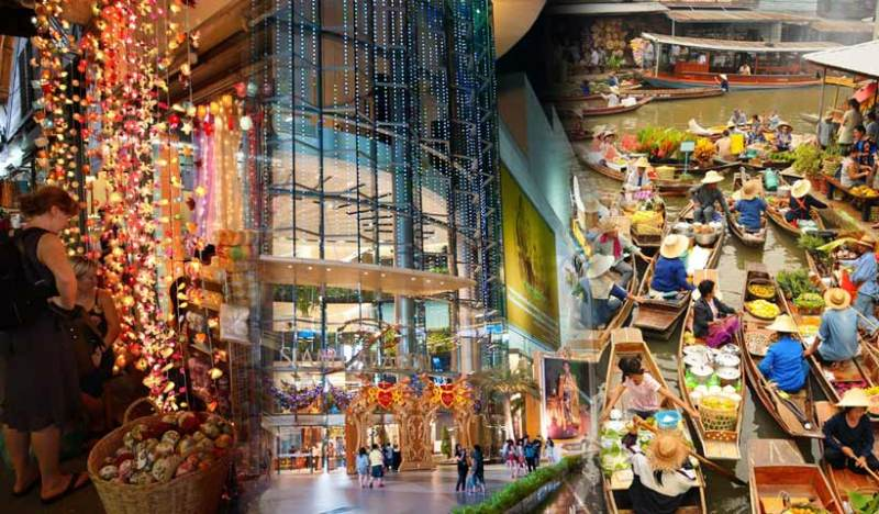 Escape to Thailand Bangkok during National Day Singapore 2019