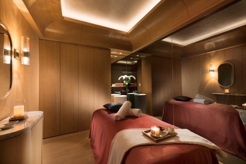 24 hours access relaxing spa area conrad centennial singapore