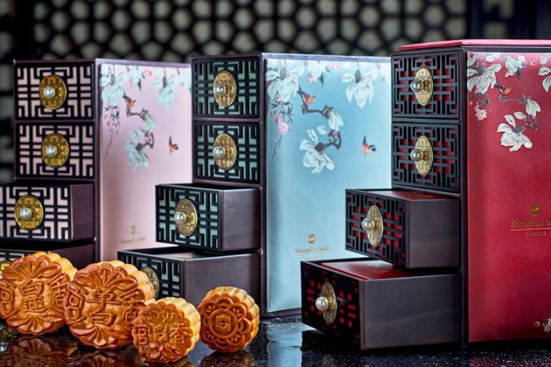 limited edition mooncake gift set imperial jewellery boxes