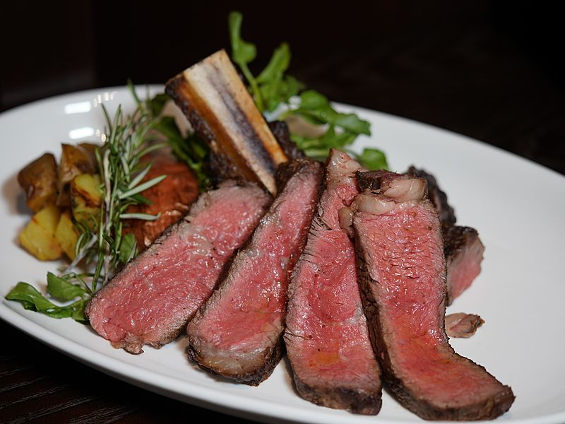 restaurant with best lamb and steak in singapore