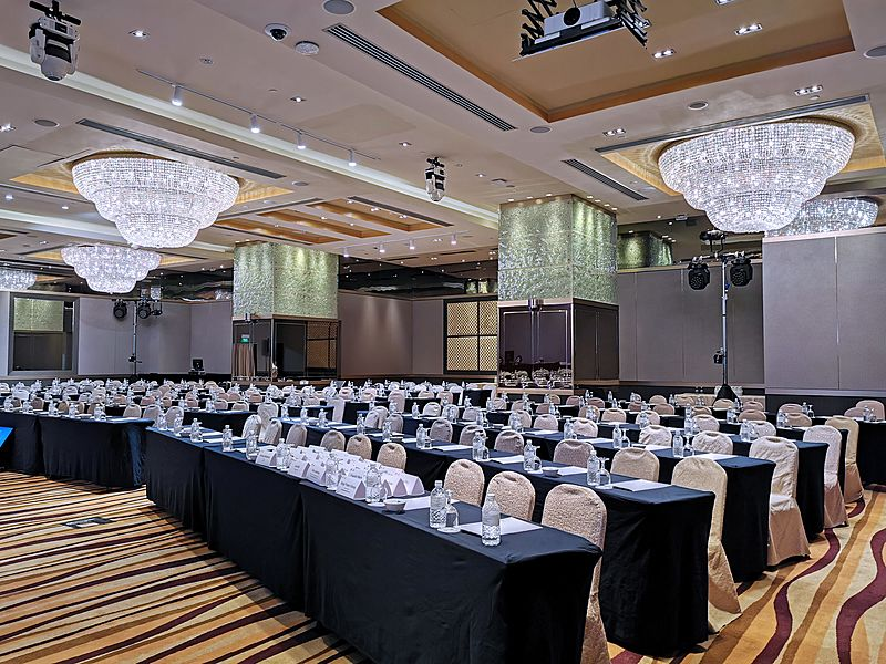 M Hotel Singapore big meeting space