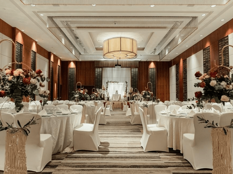 hotel ballroom wedding singapore