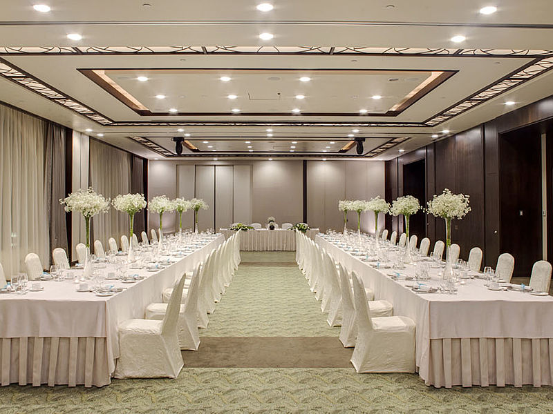 hotel private room singapore for product launch