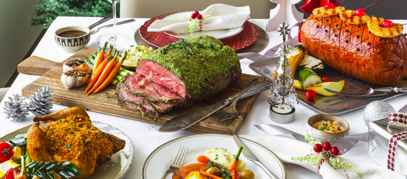 amazing dishes special for christmas