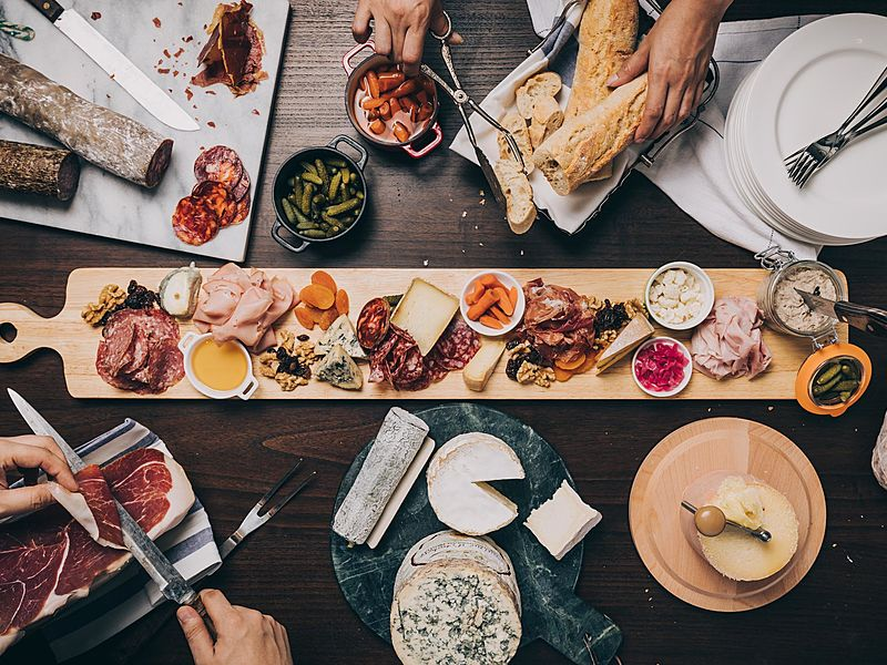 awesome european food and beverage