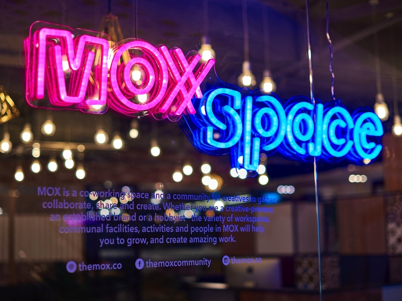 MOX space at Katong Point