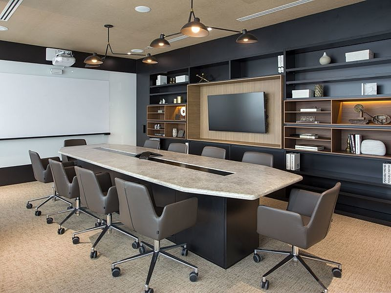 Meeting rooms for businesses, startups