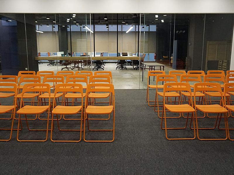 Seminar Room at Reactor Campus