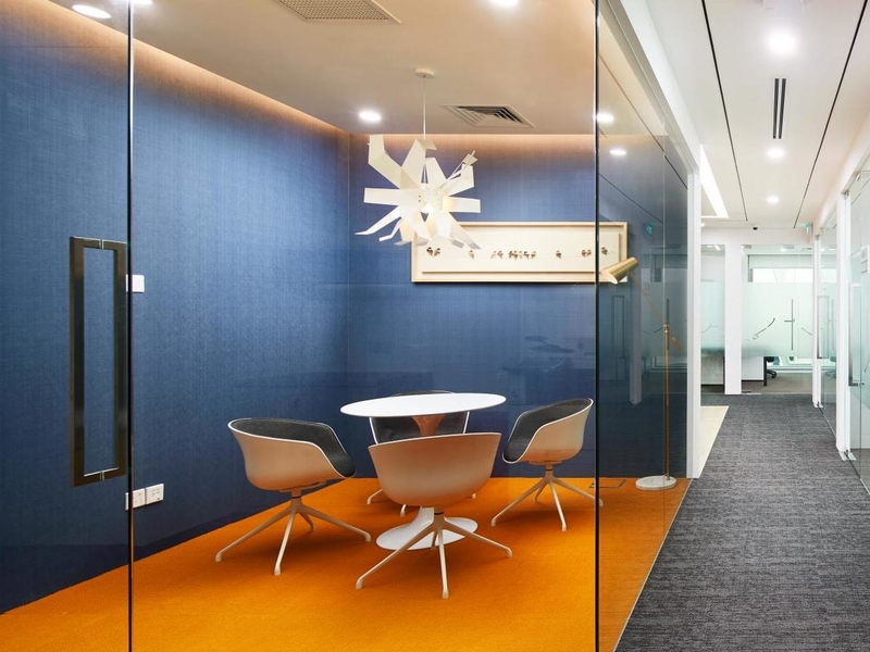 state-of-the-art meeting rooms