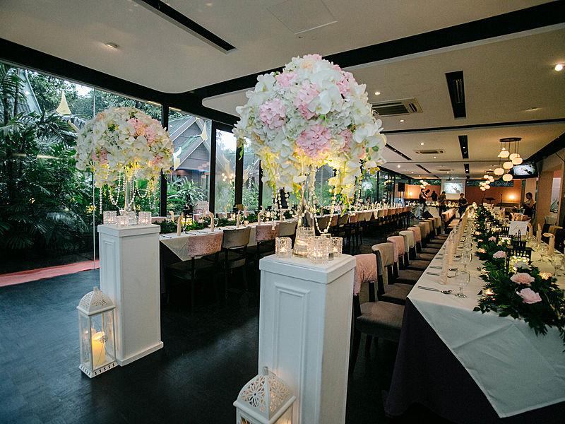 luxurious wedding venue kl