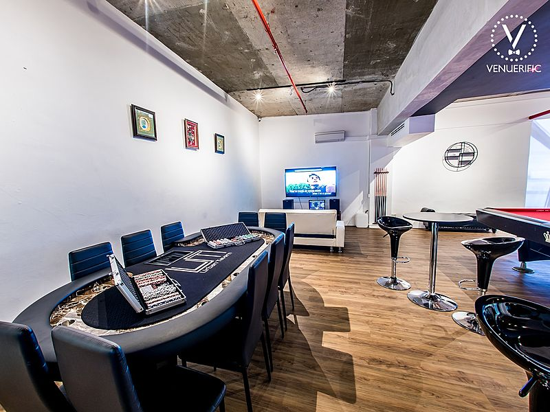 cool, trendy small event space