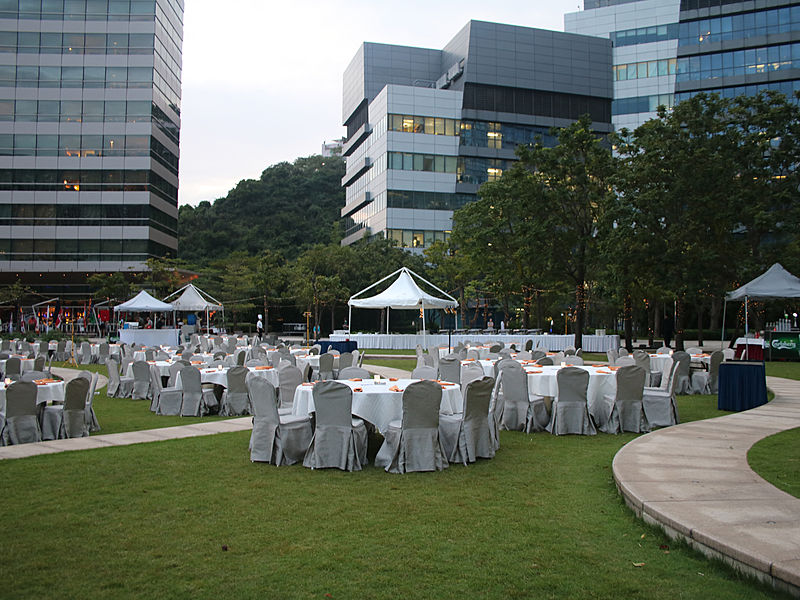 outdoor garden wedding hong kong