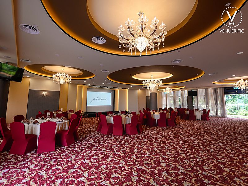 large wedding ballroom singapore