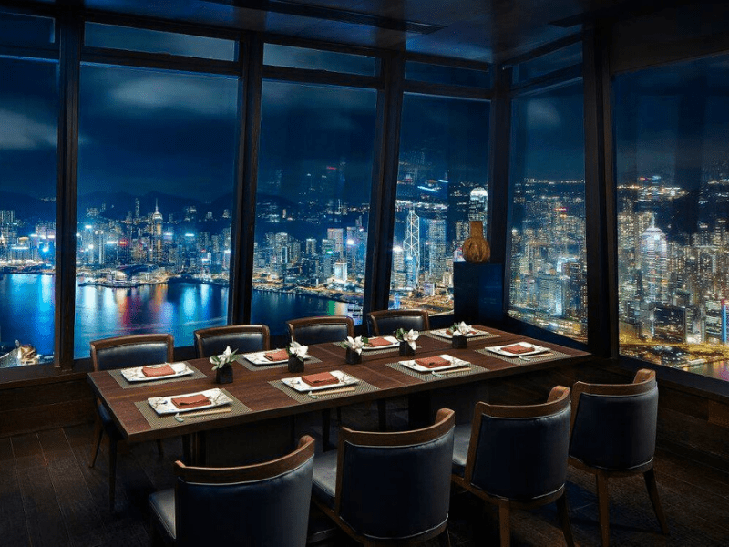 japanese restaurant for birthday parties in hong kong