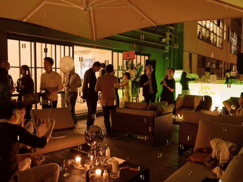 alfresco event space in hong kong