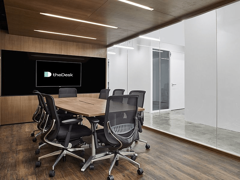 professional meeting rooms for businesses
