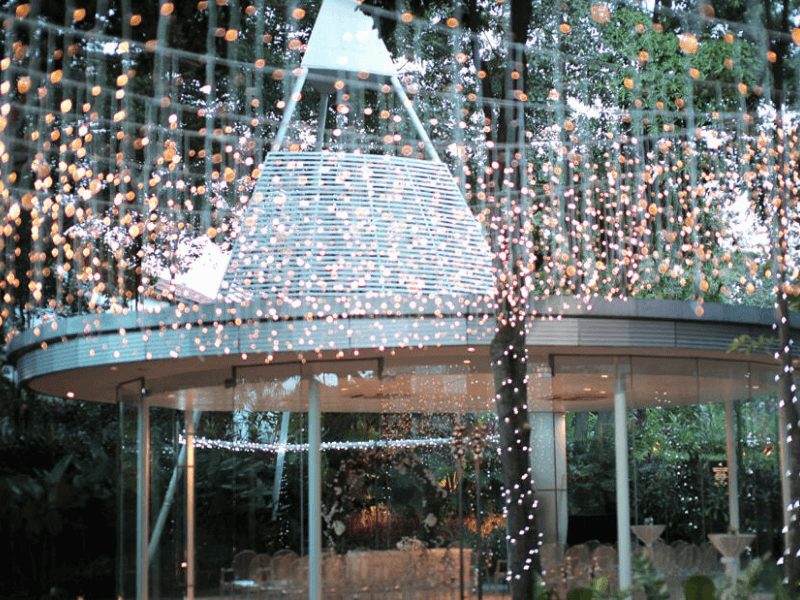 glass chapel for weddings in singapore