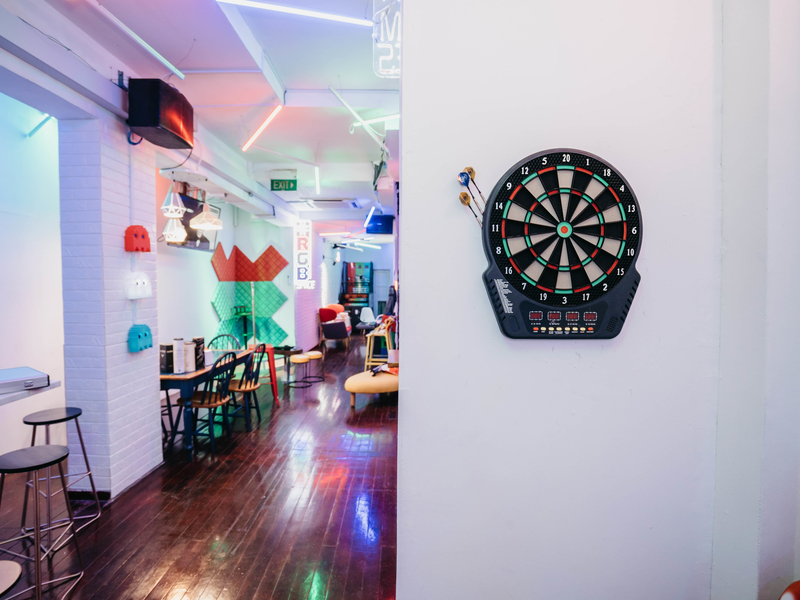 singapore intimate wedding venue with games