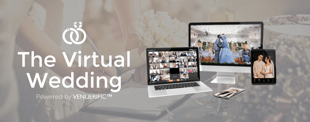 virtual wedding and live streaming services