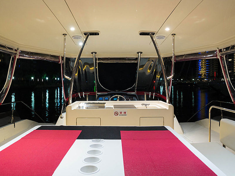 cockpit; lounge
