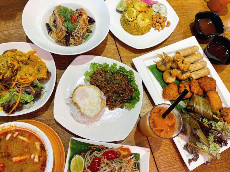thai takeaway #StayHome